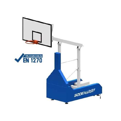 Trụ bóng rổ di động xếp - S14642