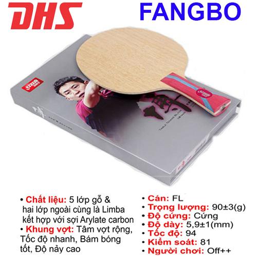 Cốt vợt  bóng bàn DHS – FANGBO