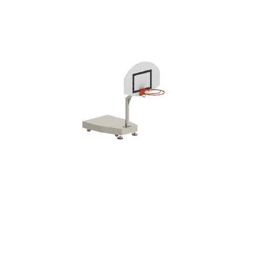 Trụ bóng rổ hồ bơi- S17635