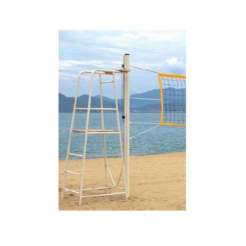 Trụ bóng chuyền nhôm bãi biển - S32170