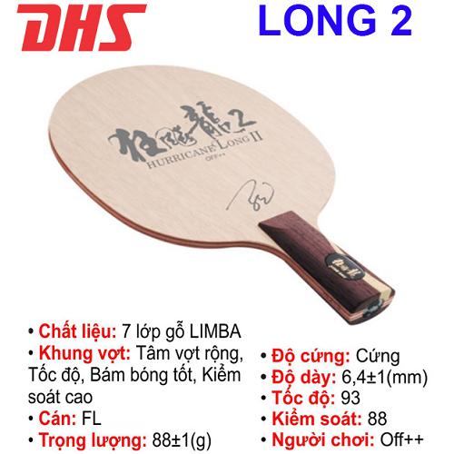 Cốt vợt  bóng bàn DHS – W1030