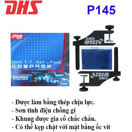 Cọc lưới DHS – P145