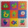 Bộ 40  tấm Thảm Lót Sàn Cho Bé ( Trái cây
