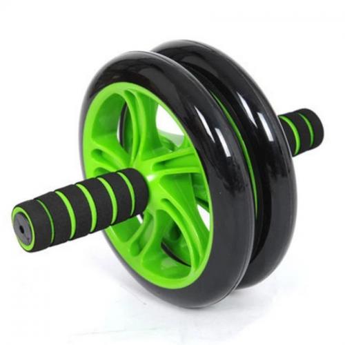 Máy tập cơ bụng bánh xe AB (Xanh lá)