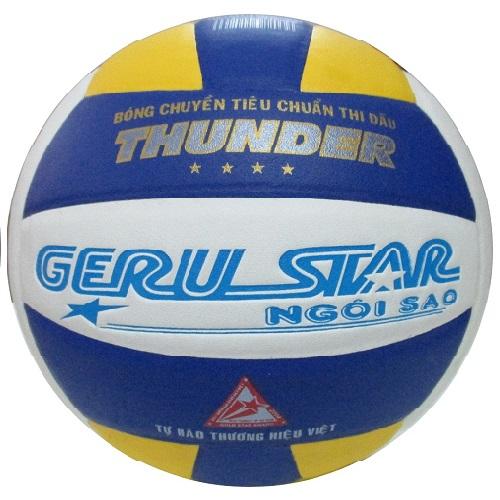 Banh bóng chuyền Thunder