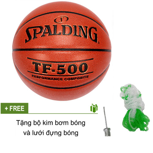 Banh Bóng Rổ Spalding 74-529Y TF-500