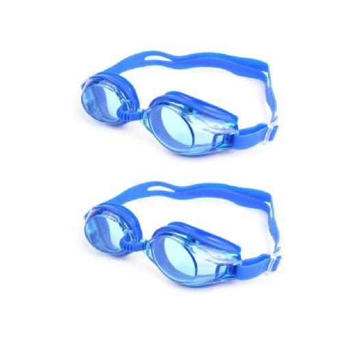 Bộ 2 kính bơi trẻ em Balance Xanh Đậm