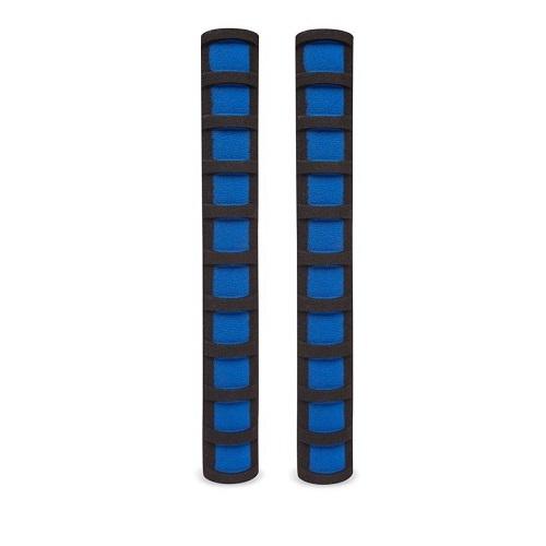 Bộ 2 ống mút gắn đòn tạ (Đen phối xanh)