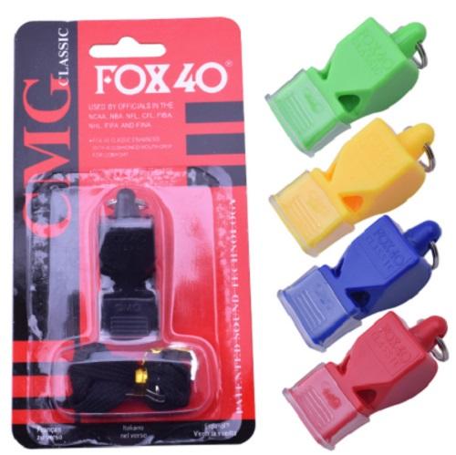 CÒI THỔI FOX40 CLASSIC CMG