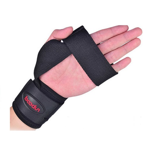 Dây quấn cổ tay hỗ trợ tập tạ