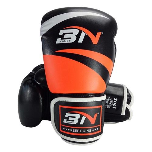 Găng tay đấm boxing BN cam