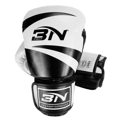 Găng tay đấm boxing BN trắng