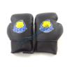 Găng đấm boxing trẻ em (đen)