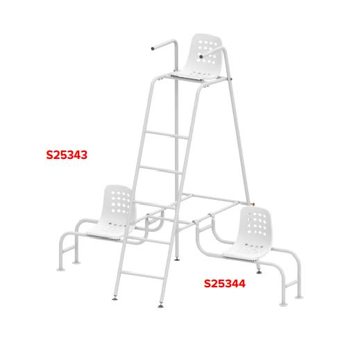 Ghế trọng tài phụ bên trái- S25344