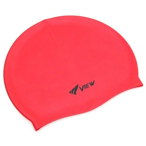 Nón bơi thời trang View 31 màu đỏ
