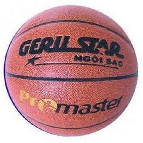 Quả bóng rổ da Promaster số 7 (Nâu)