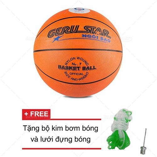 Quả bóng rổ số 7 Gerustar (Cam)