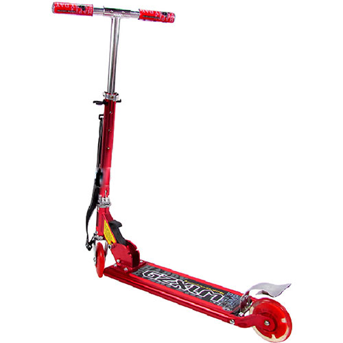 Xe trượt Scooter 2004S màu đỏ