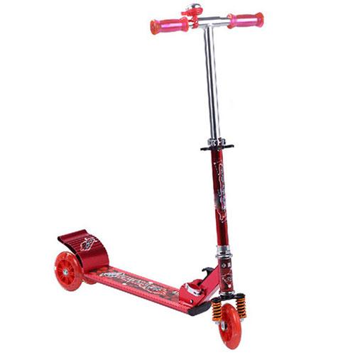 Xe trượt scooter 2009C màu đỏ